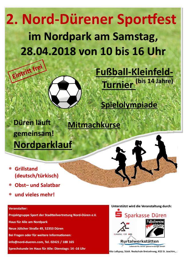 Sportfest 28.04.2018